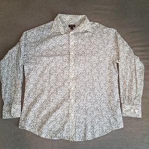 Floral Button Up Long Sleeve